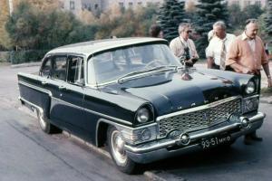 Gaz Gaz-13 chaika 1 1959