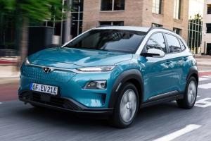 Hyundai Kona electric 1 2018