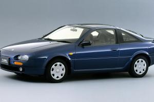 Nissan 100nx 1 1990