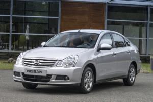 Nissan Almera 19 2012