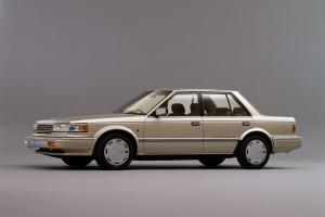 Nissan Bluebird maxima 2 1986