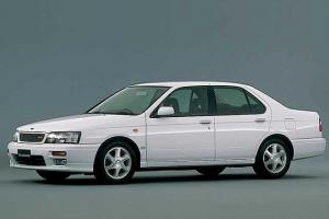 Nissan Bluebird 10 1998