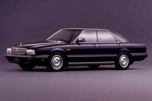 Nissan Cedric cima 1 1987