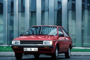 Nissan Cherry 3 1982