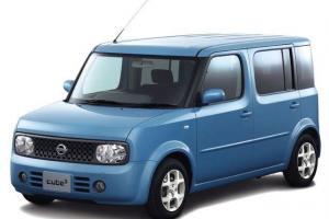 Nissan Cube cubic 3 2007