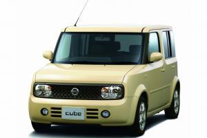 Nissan Cube 5 2007