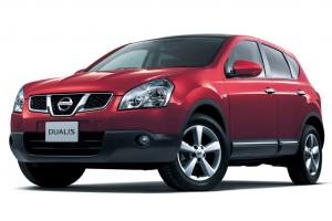 Nissan Dualis 3 2010