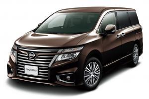Nissan Elgrand 6 2014