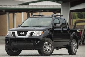 Nissan Frontier 4 2009