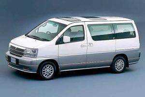 Nissan Homy elgrand 1 1997
