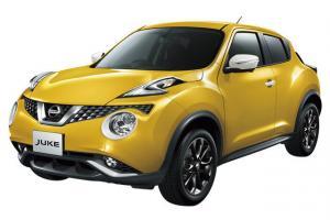 Nissan Juke 3 2014