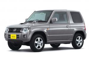 Nissan Kix 1 2008
