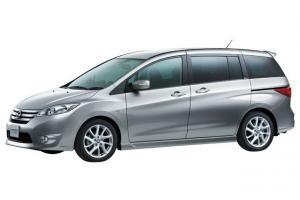 Nissan Lafesta 3 2011