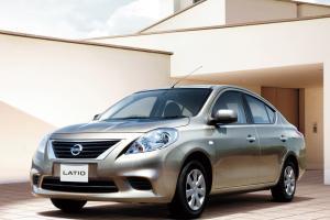 Nissan Latio 1 2012
