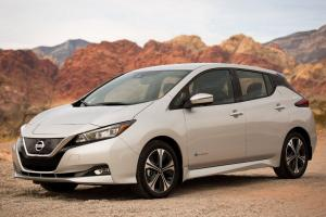 Nissan Leaf 6 2017