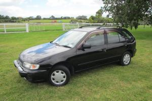 Nissan Lucino 3 1996