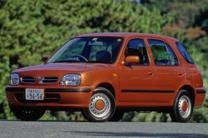 Nissan March box 2 1999