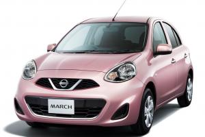 Nissan March 18 2013