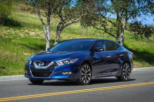 Nissan Maxima 9 2015