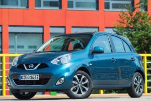 Nissan Micra 20 2013