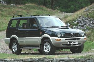Nissan Mistral 4 1997