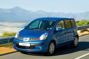 Nissan Note 1 2005
