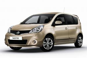 Nissan Note 3 2008