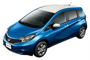 Nissan Note 4 2012