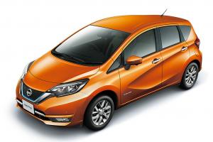 Nissan Note 5 2016