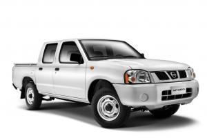 Nissan Np300 1 2008