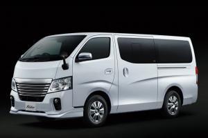 Nissan Nv350 caravan 3 2017