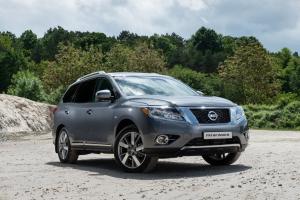 Nissan Pathfinder 12 2014