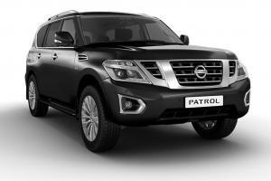 Nissan Patrol 17 2014