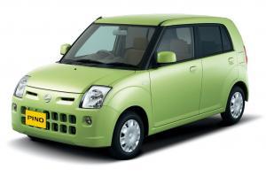 Nissan Pino 1 2007