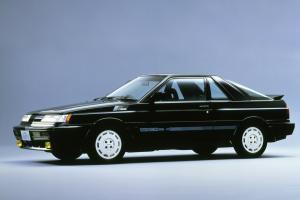 Nissan Sunny rz-1 1 1986