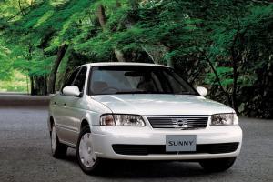 Nissan Sunny 18 2002