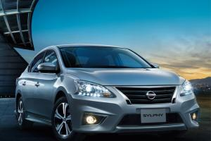 Nissan Sylphy 1 2012