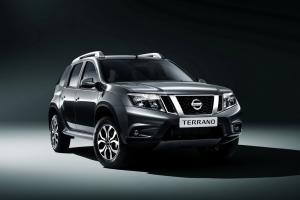Nissan Terrano 11 2014