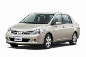 Nissan Tiida latio 2 2008