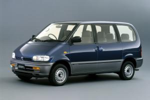 Nissan Vanette serena 1 1991