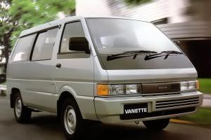 Nissan Vanette 1 1985