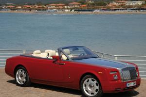 Rolls-royce Phantom 2 2009