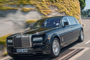 Rolls-royce Phantom 4 2012