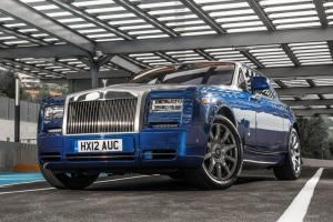 Rolls-royce Phantom 5 2012