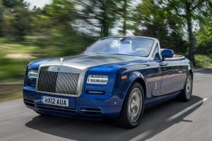 Rolls-royce Phantom 6 2012