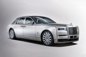 Rolls-royce Phantom 7 2017
