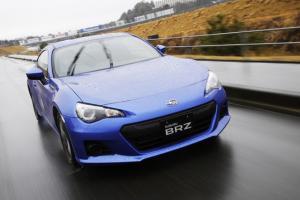 Subaru Brz 1 2012