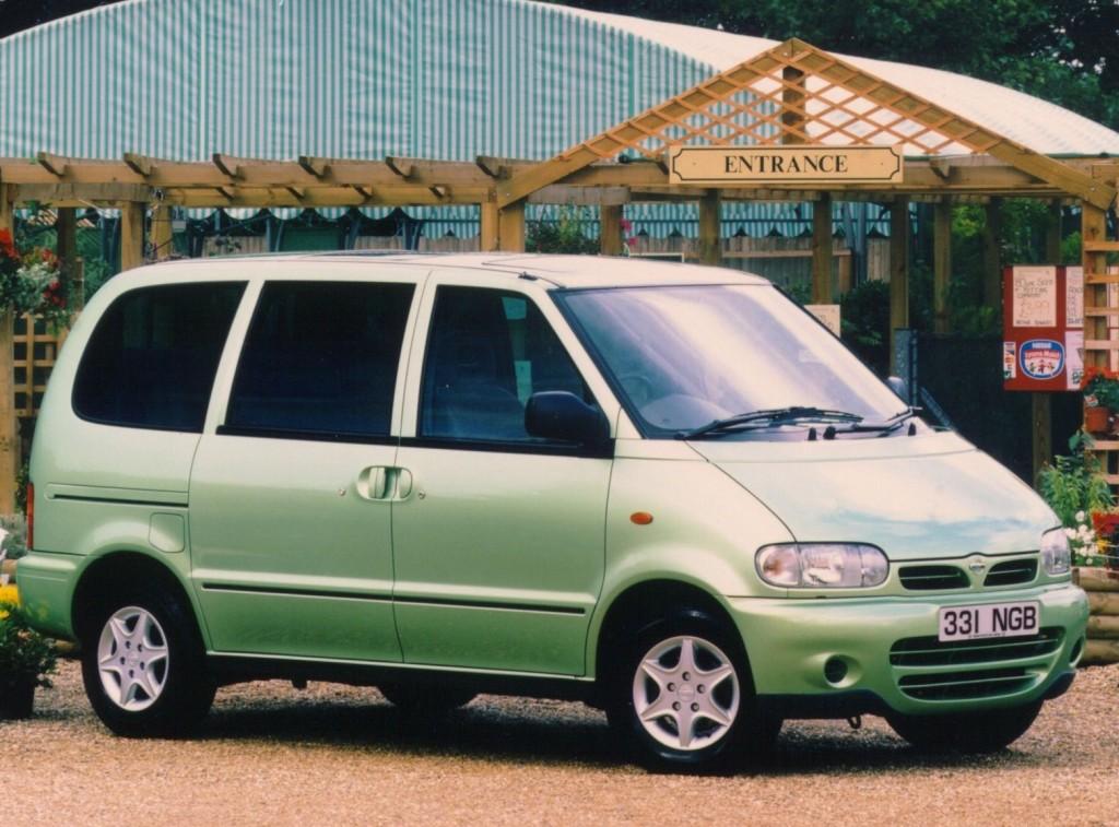 Nissan Serena 3 1994