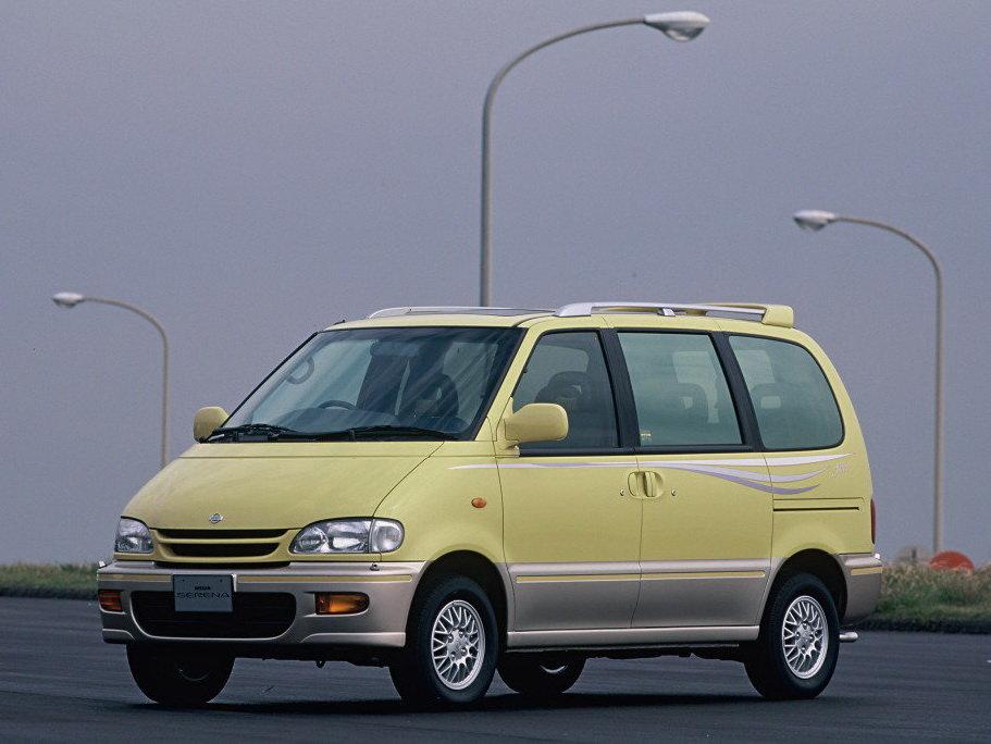 Nissan Serena 4 1997