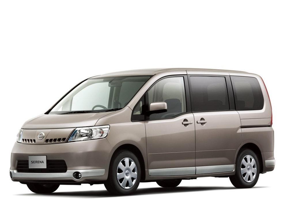 Nissan Serena 6 2005
